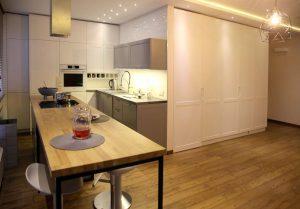 virtuves baldai guber